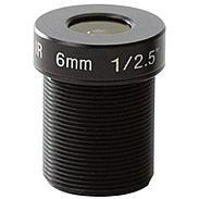 Axis Objektiv M12, 6mm für Q6000-E, 5 Stück