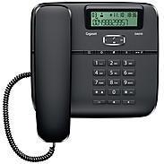 Gigaset Komfort-Telefon DA610 schwarz sw