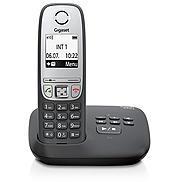 Gigaset Mobiltelefon mit AB schwarz A415A Duo sw
