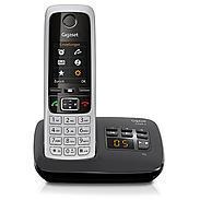 Gigaset Mobiltelefon mit AB schwarz C430 A sw