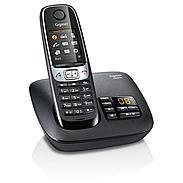 Gigaset Mobiltelefon mit AB schwarz C620A sw