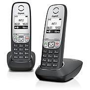 Gigaset Mobiltelefon schwarz A415 Duo sw