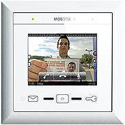 Mobotix MxDisplay+ Outdoor, weiß