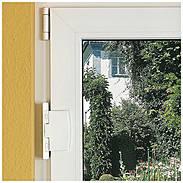 Abus FAS97 S Fensterschloss silber
