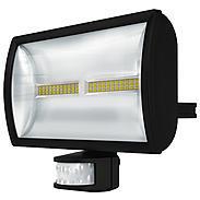 Theben LED-Strahler E30 BK 30W schwarz mit BWM