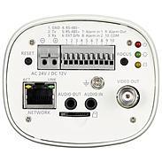 Hanwha SNB-9000P IP-Kamera 4K Tag/Nacht PoE