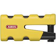 ABUS 77 Granit Sledg Bremsscheibensch. grip yellow