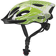 Abus Kleinkinder Kinderhelm Chaox electric green S