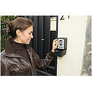 Masterlock 5412EURD Schlüsselkasten -Wandhalterung