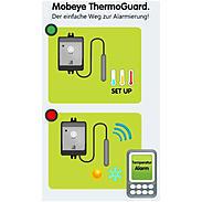 Mobeye CM2200 ThermoGuard Temperaturüberwachung