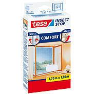 tesa® Fliegengitter Fenster 170x180 weiß