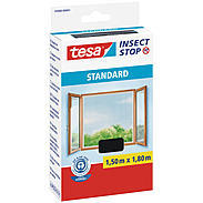 tesa® Fliegengitter Standard Fenster 150x180 anthr