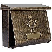 Heibi Briefkasten Multi 64104-001 Terra bronce