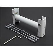 3S Querstange aus Stahl mit 1 Paar Halter 1,50m