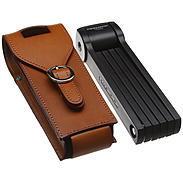 Trelock Faltschloss FS 300/85cm Manufaktur schwarz