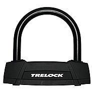 Trelock Bügelschloss BS 650 108x140 mm schwarz