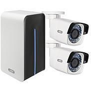 ABUS TVVR36520 Videoset 1 Rekorder + 2 IP-Kameras
