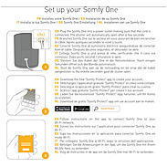 Somfy One Alarmanlage + KeyFob Fernbedienung