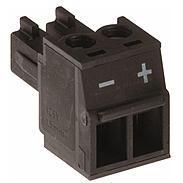 Axis Anschlussblock 2-polig Stromversorgung 10 Stk