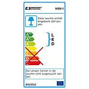 MONACOR MSN-1 LED-Sensor-Nachtlicht/Taschenlampe