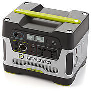 Goal Zero Yeti 400 Solargenerator