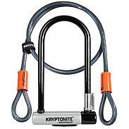 Kryptonite KryptoLok Serie 2 Standard +KFlex 120cm