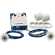 Mobotix S16 Komplett-Set 2, 6MP, 2x B016 Tag