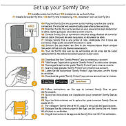 Somfy One+ All in One Plug & Play Alarmanlage