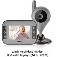 reer Mix&Match Cam Babyeinheit Video-Babyphone