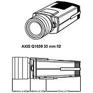 AXIS Q1659 IP-Kamera 2160p T/N 35 mm PoE