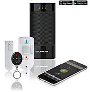 Blaupunkt Q3200 Alarmanlage Smart Home Starter Set