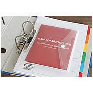 Rauchwarnmelder Gerätepass und Wartungsheft (10J.)
