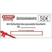 50 EURO Geschenkgutschein - EXPERT-Security.de