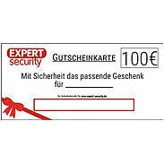 100 EURO Geschenkgutschein - EXPERT-Security.de