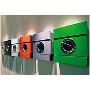 Radius Briefkasten Letterman 2 grün