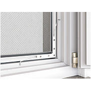 Fensterbausatz flächenb.compact 100 x 120 cm weiß