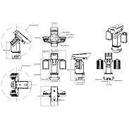 Axis Q8685-LE 24V AC/DC 1080p T/N IR PTZ 30x IP66