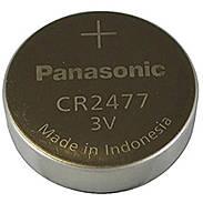 LUPUS - 12306 - Knopfzelle Lithium CR2477 - 1 Stk.