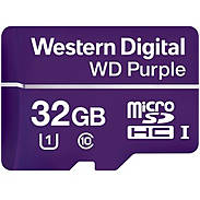 Western Digital Purple microSDHC Card 32GB