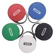 wAppLoxx RFID-Schlüsselanhänger 5 Stück bunt
