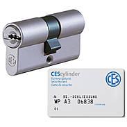 CES 810 WP Schließzylinder - Wendeschlüsselsystem