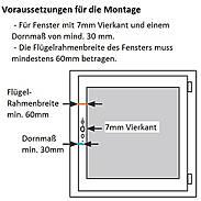 ABUS HomeTec Pro FSA3550W Funkfensterantrieb AL089
