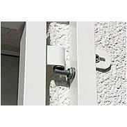 Einbruchschutz Gittertür Protector 1,03x2,15m DINR