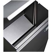 Heibi Paketkasten 64522-039 grafitgrau