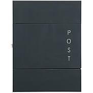 Safepost 11-9 Briefkasten anthrazitgrau
