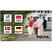 Mefa Briefkasten Letter (113) Moosgrün