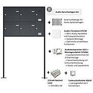 Max Knobloch Briefkastenanlage FS-200 + Audiomodul