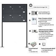 Max Knobloch Briefkastenanlage FS-200 + Videomodul