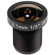 AXIS Objektiv M12, 2,1 mm, F2.2, 10 Stück