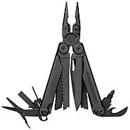 Leatherman WAVE PLUS Schwarz Multi-Tool